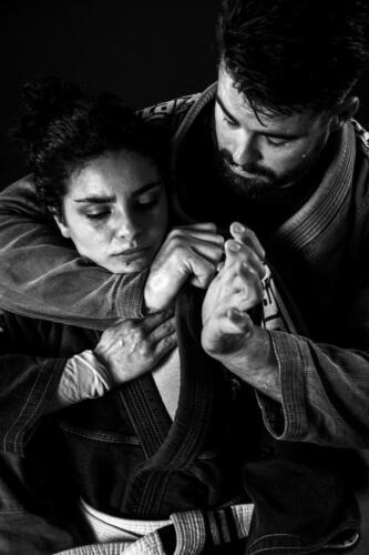Brazilian Jiu Jitsu@Adrianna Krupa